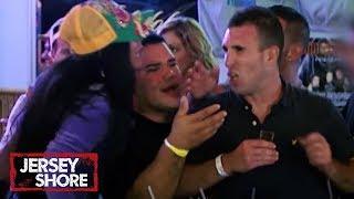 'Snooki's Bar Brawl' Official Throwback Clip | Jersey Shore | MTV