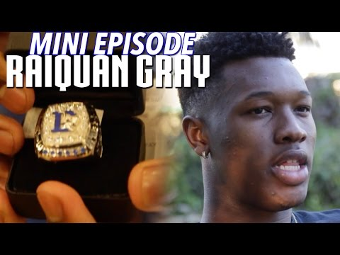 "MINI EPISODE: RaiQuan ""TURK"" Gray ""Game Day"" 