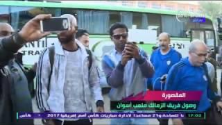 المقصورة - تعليق حسن شحاتة على مركز احمد رفعت ويصرح: ايمن حفني ملوش بديل ولكن!؟
