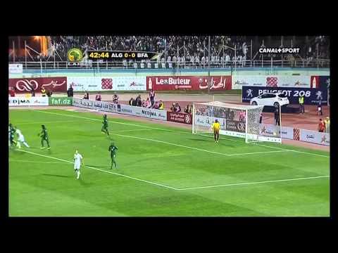 Algérie vs Burkina Faso : Barrage de qualifications Brésil 2014