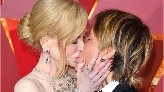 "Nicole Kidman said Keith Urban's song ""The Fighter"" makes her cry"