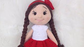 Amigurumi Bebekte Saç Yapımı : All video amigurumi bebeklere saç yapımı