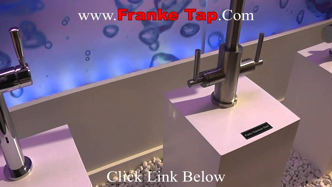 Franke Tap - Franke Taps & Franke Kitchen Taps - YouTube