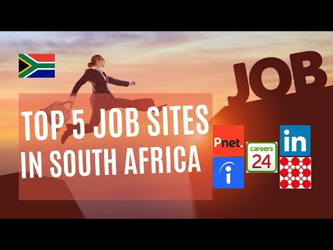 TOP 5 JOB SITES IN SOUTH AFRICA