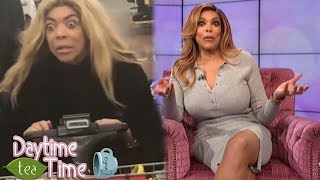 Wendy Williams CLAPS BACK about pictures of her at Walmart driving motorized cart! (DETAILS)