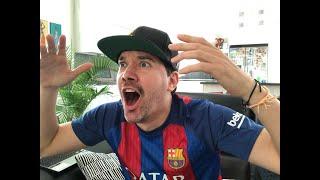 Video reacción: el Barcelona sentencia la liga y Messi NO es de este planeta. Betis 1, Barça 4.