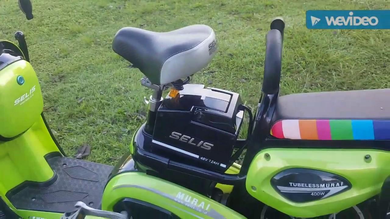 Review Sepeda Listrik Selis Murai Part 1 Youtube Thunder Bmx