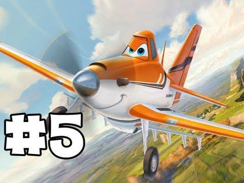Disney Planes The Video-Game - Part 5 - BULLDOG GLORIOUS (HD Gameplay Walkthrough)