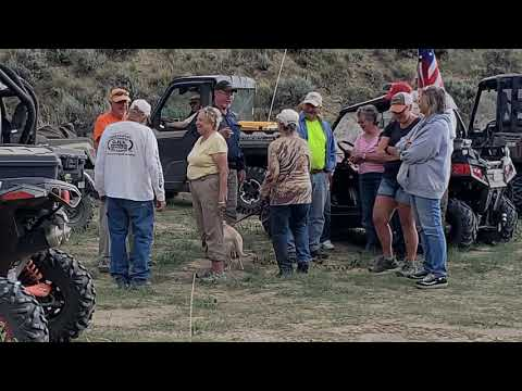 Northwest Wyoming OHV Alliance Oregon Basin Ride May 30th 2020