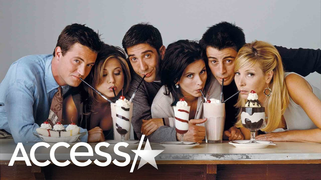 'Friends' Reunion To Air On HBO Max May 27  See Who Will Be ...