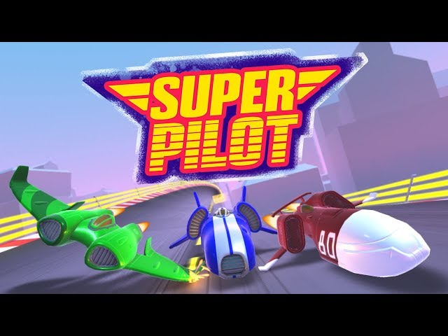 Super Pilot - Early Access Trailer