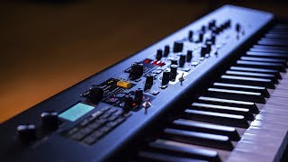 Yamaha CP73 Stage Piano - Full Demo with Blake Angelos