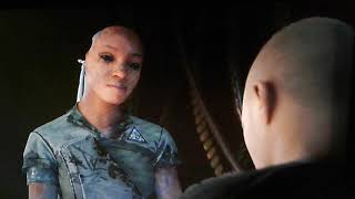 Markus Find Lucy DETROIT BECOME HUMAN PS4 GAMEPLAY