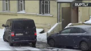 Улюкаев нащупал дно кризиса в Басманном Суде Москвы (арестованного предсказателя доставили в Суд)