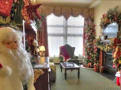 Inn At Christmas Place.The Inn At Christmas Place Santa Suite 2017