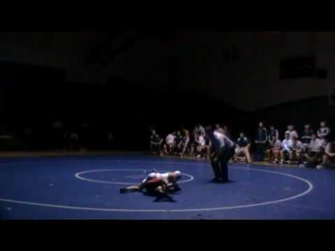 Daniel Rodriguez vs Cordova 1-13-10