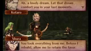 Fire Emblem Fates: Conquest - Chapter 17 Kotaro and Shura Conversation