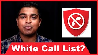 What is Whitelist Call blocker? Opposite of Blacklist! Activate in Android Mobile screenshot 2