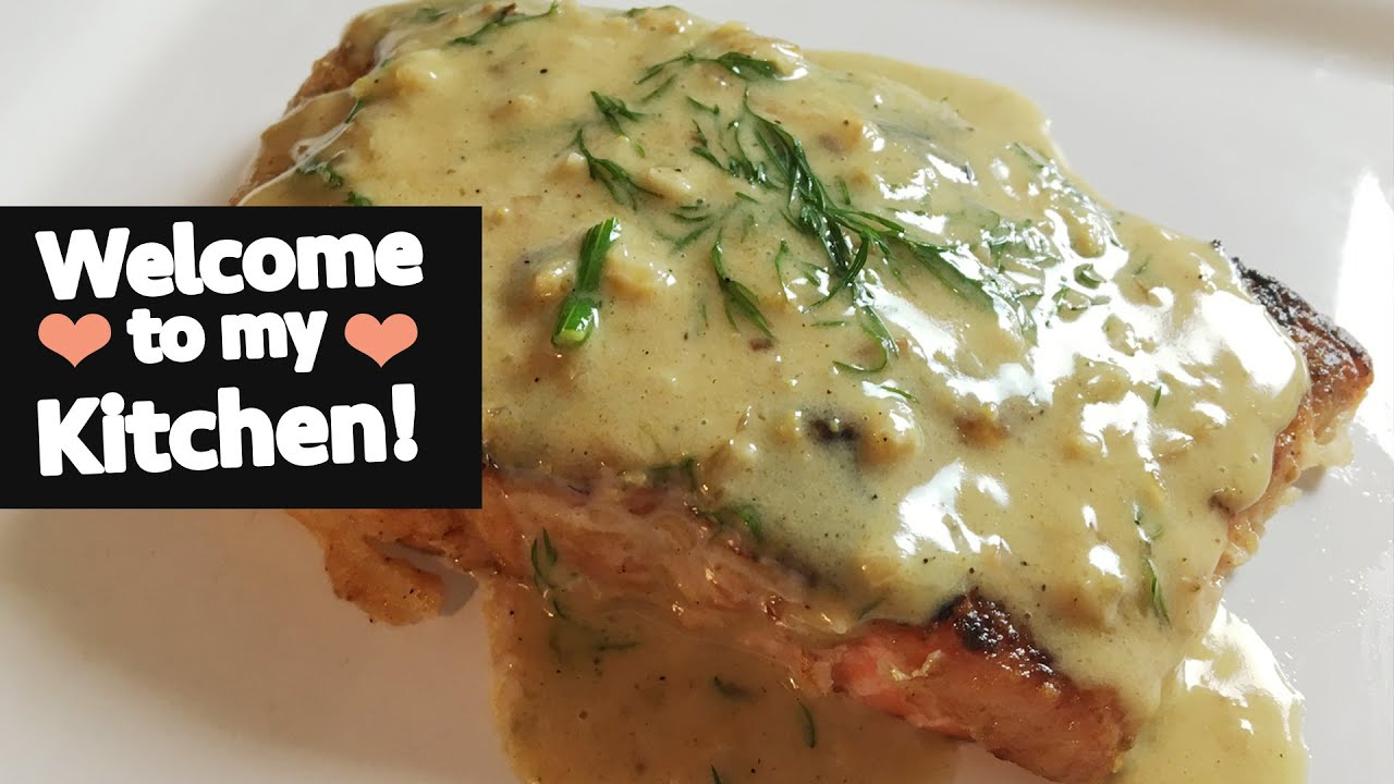 Dill Creme Sauce  Cooking My Favorite Recipe!   Borderhammer