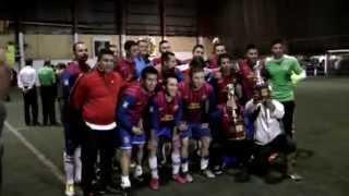 ¡Atlético Atizapán, Rey de la Liga de Fut7...!