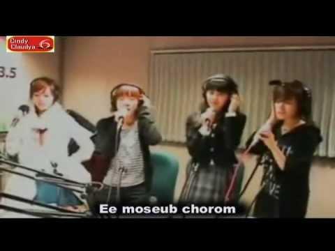 Girls` Generation - Merry Go Round with Lyrics
