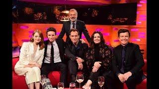 The Graham Norton Show HD S25E04 Jude Law, Melissa McCarthy, Eddie Redmayne, Emma Stone, Rick Astley