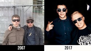 Download КАК МЕНЯЛИСЬ КЛИПЫ АК-47   2007-2017 Mp3 and Videos