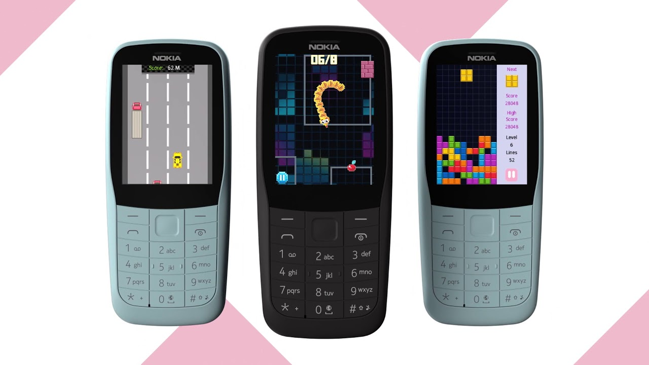 Nokia 220 4G and new Nokia 105 feature phones announced