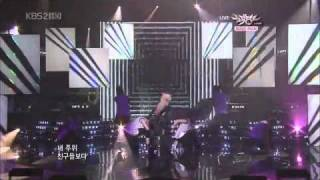 100924 BoA - Copy and Paste Music Bank