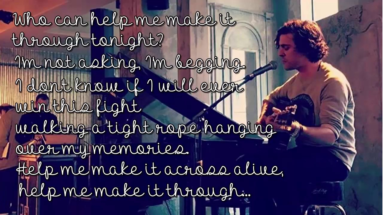 Jack savoretti tight rope lyrics chords chordify hexwebz Image collections