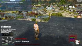 FiveM Zombie Survival Roleplay Development - Optimizing Framerate!