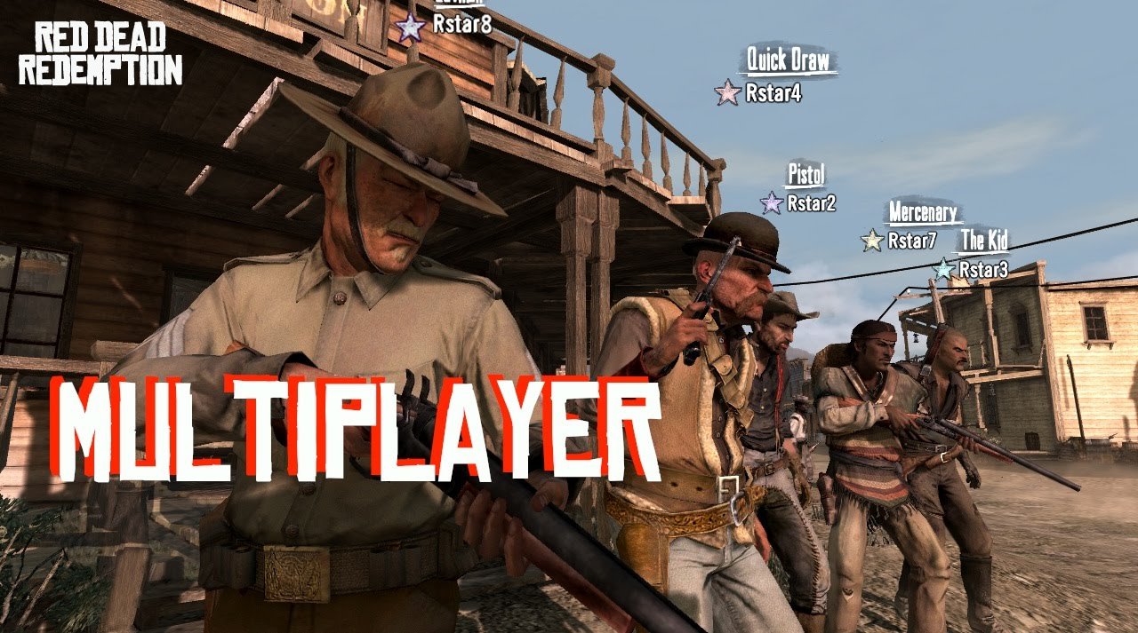 New Multiplayer In Red Dead Redemption 2 Red Dead Redemption 2 New Info And Ideas Youtube
