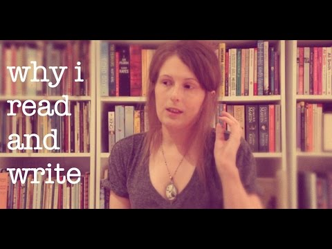 Use Your Fear: Why I Read and Write