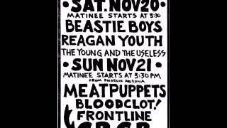 Video Reagan Youth - Live @ CBGB's, NYC, NY, 11/20/82 [SOUNDBOARD] download MP3, 3GP, MP4, WEBM, AVI, FLV Juni 2018