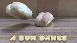 A-BUN-DANCE: Live-action Dancing Buns from WaveVideos.com