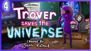 Trover's dialogue driven adventure brings us to Shroomia World where we are supposed to meet Doopy Dooper and retrieve the cauldron filled with Glorkon clone guts. Things go sideways (as always) and we ended up improvising.