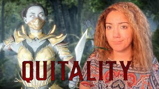 These QUITALITIES Were So RANDOM! - ELEAGUE Mortal Kombat 11 Showdown Online Matches
