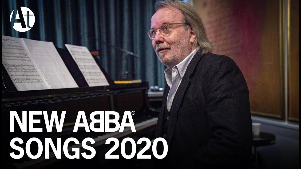 New Abba Songs In September 2020 Benny Andersson Interview Reunion Frida Agnetha Faltskog Youtube