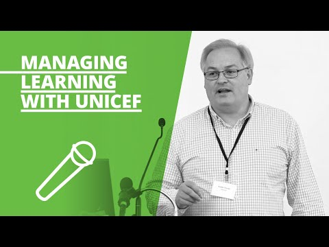 Case Study: Managing Learning with UNICEF