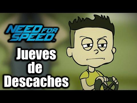 Jueves de descaches - Nid for espid Internautismo