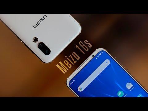 Первый обзор Meizu 16s сNFC! Свершилось!