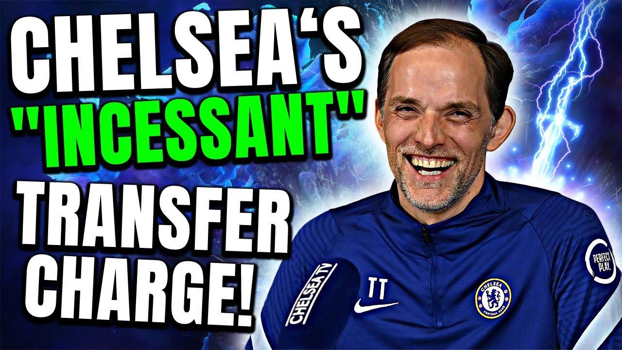 "Chelsea News: ""INCESSANT"" Transfer Negotiation! Gallagher Palace Loan! Zouma's Sale Destination?!"