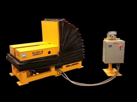 Titan 163663 20,000 lb Mold Upender