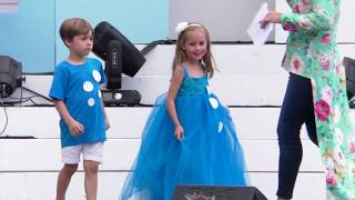 Elección de la Reina Infantil y Princesa del Mar Los Realejos 2108