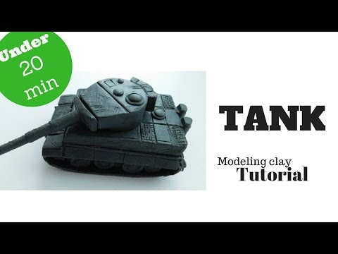 How to Make a Tank (Simple Tank) - Amazing Toy - Tutorial