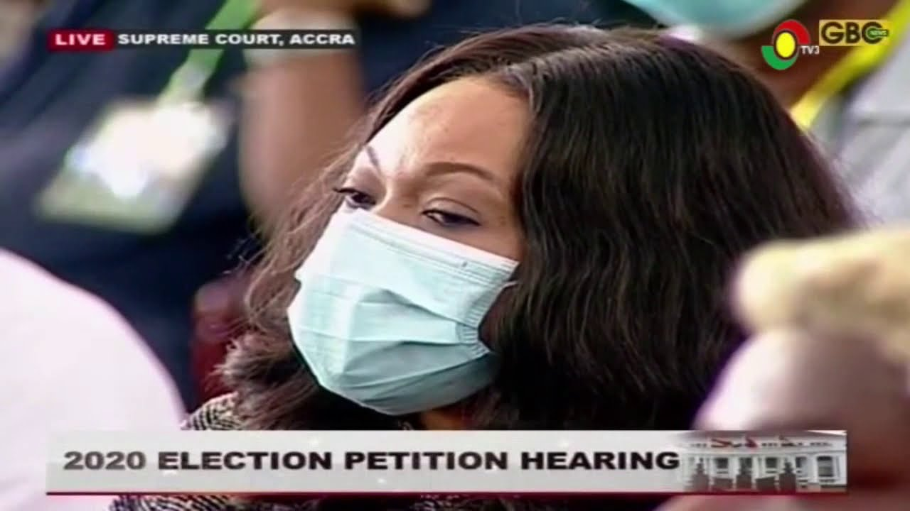TV3Live: 2020 ELECTION PETITION HEARING