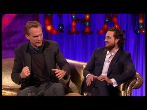 Paul Bettany and Aaron TaylorJohnson  2015