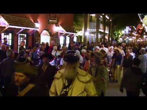 St. Augustine Colonial Night Watch
