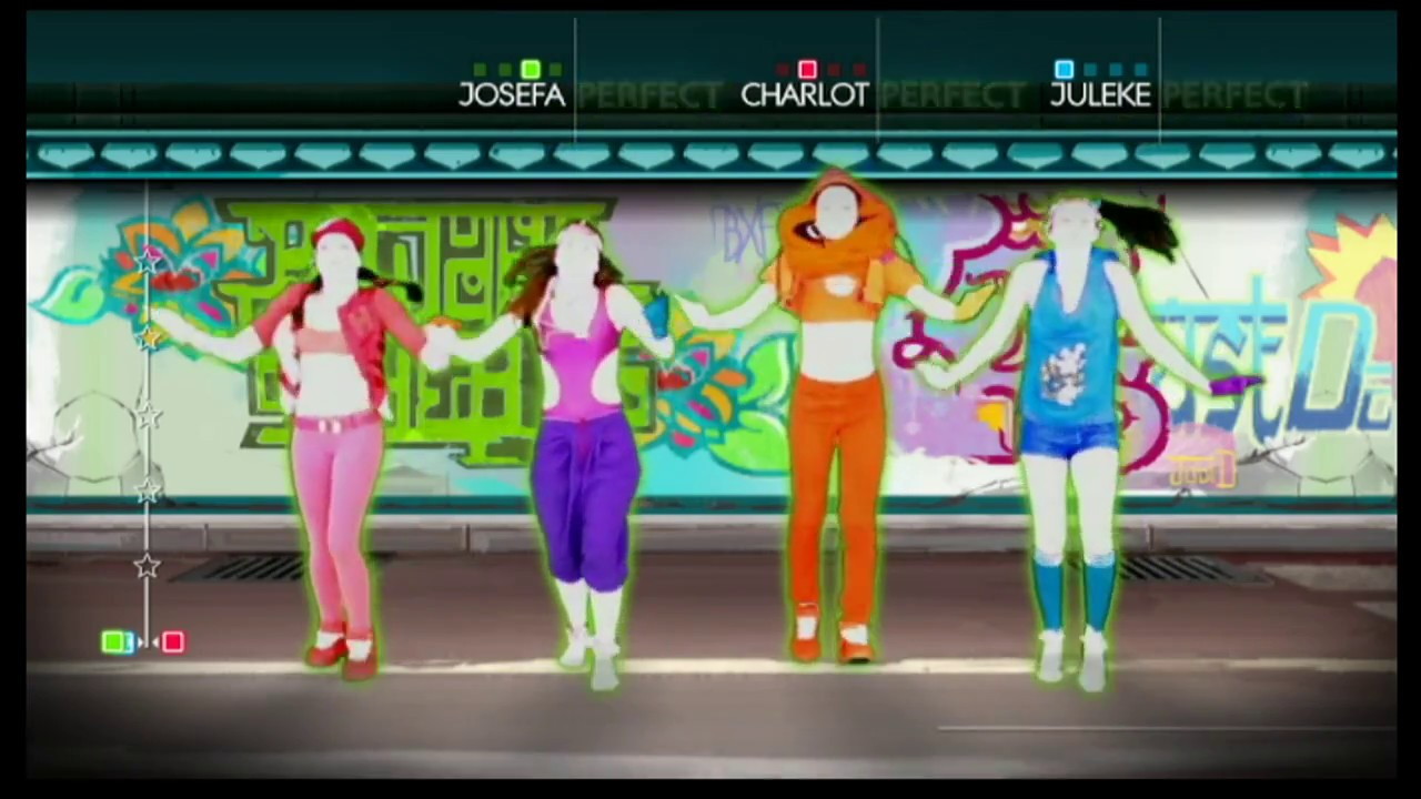 Download Just Dance 4 Wii Gameplay - Panjabi MC: Beware of the boys (Mundian to bach ke)