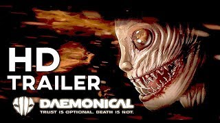 Best Game Trailers: DAEMONICAL Gameplay Teaser Trailer New Horror Game 2018